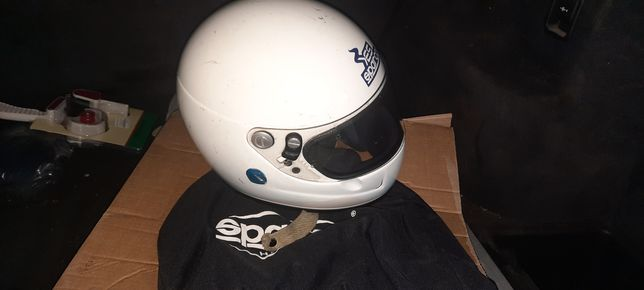Capacete sparco yes karting / carro tamnaho M