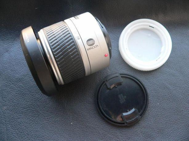 Objectiva Minolta AF Zoom
