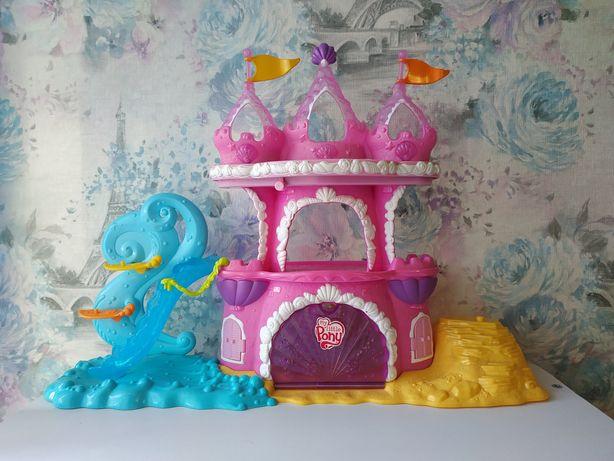 """Игровой набор Hasbro My little Pony """"Замок пони-русалочки"""" домик пони"""