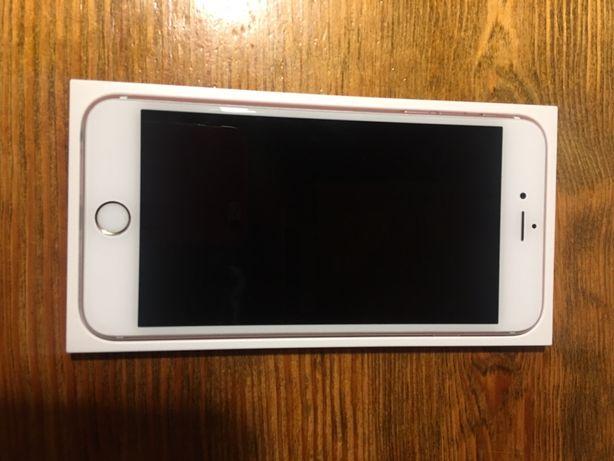 Iphone 6s plus 128gb gold rose