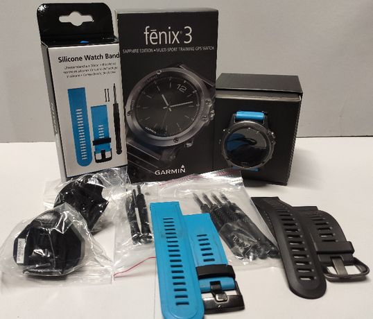 Garmin Fenix 3 Sapphire Eddition GPS Watch