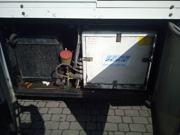 Agregat prądotwórczy ZEISE CAMINO 8 5,5 kW profesjonalny kamper KUBOTA