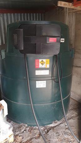 Zbiornik paliwa 2200l