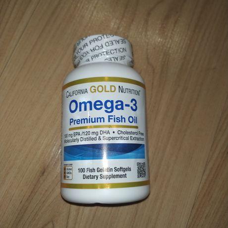 Омега 3 Калифорния Gold США
