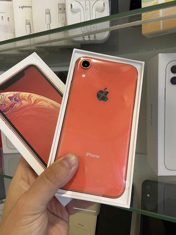 Новий iPhone Xr 64gb Coral Neverlock