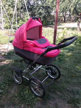 Детская коляска б/у состояние нормальное