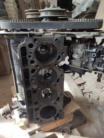 Двигатель форд транзит 2.5 краб