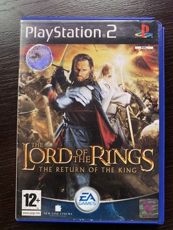 The Lord of the Rings: The Return of the King PS2