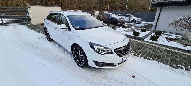 Opel Insignia - Wynajem długoterminowy - leasing z servisem i wykup