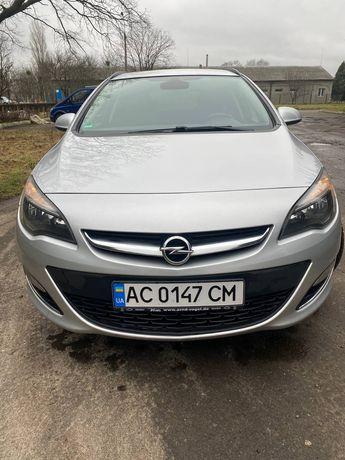 Автомобіль Opel Astra J 2013,легковий автомобіль, авто, машина