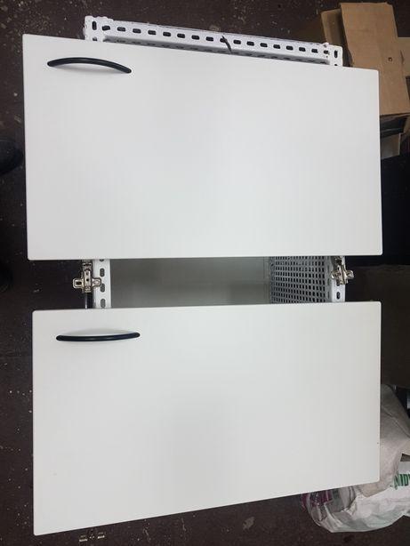 Drzwiczki białe rożne