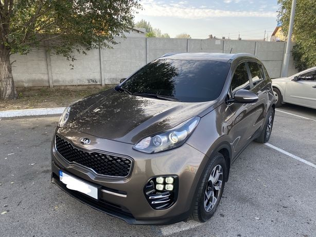 Kia Sportage 2017 Official