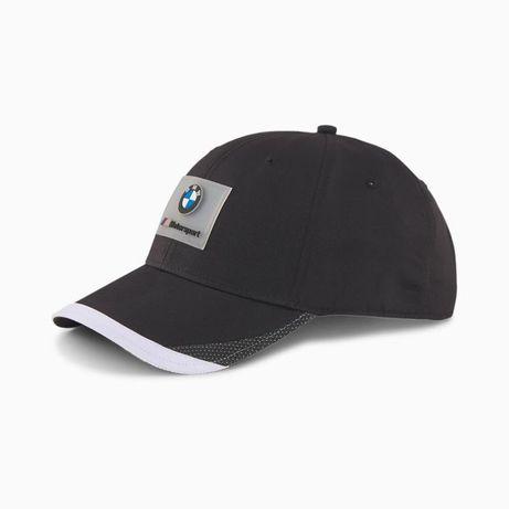 Мужская бейсболка Puma BMW Motorsport Cap,Пума кепки