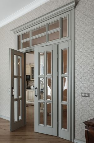 Двери. Двери межкомнатные. Двери деревянные.