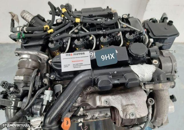 Motor Peugeot Partner 206 207 307 308 1.6Hdi 90Cv Ref.9HX
