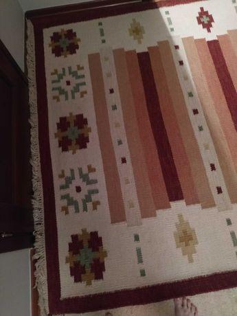 Dywan klim ręcznie tkany wełniany
