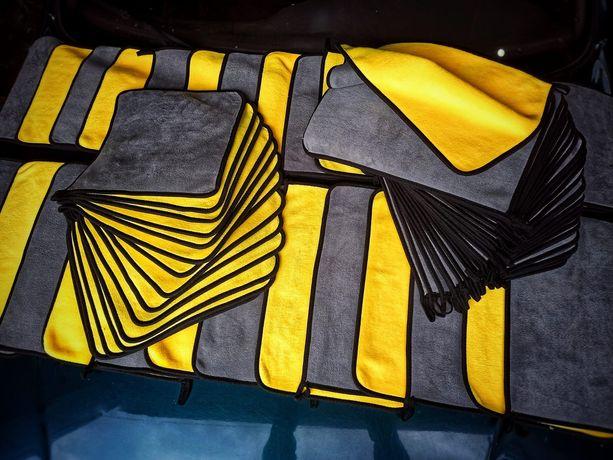 Тряпка - полотенце для мойки машины