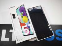 Sklep nowy Samsung A51 White 128GB BalticGSM