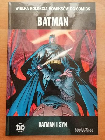 Batman. Batman i Syn. Wielka Kolekcja Komiksów DC