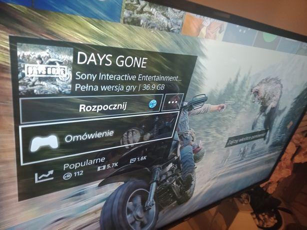 PS4 Days Gone /fifa 21 sprzedam lub zamienię:)