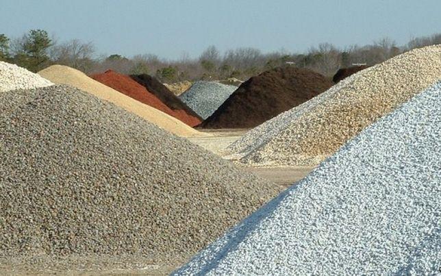 Песок, граншлак, щебень, отсев, шлак, глина, вывоз мусора.