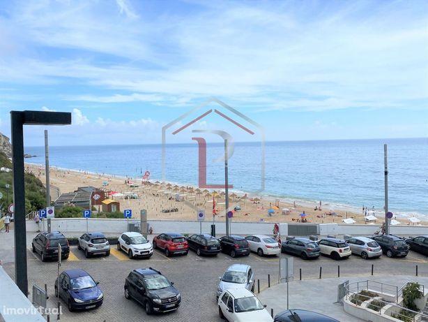 Apartamento T1com vista mar a 20 metros da praia de Sesimbra