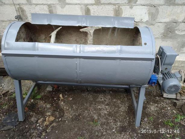 Продам бетономешалку, вибропресс для шлакоблока