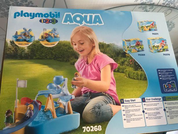 Playmobil 70268 Водяная мельница. Набор для малышей