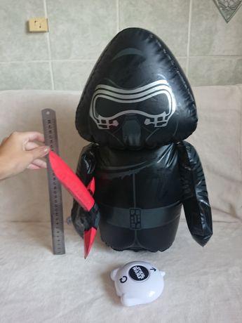 Star Wars Кайло Рен . Надутая игрушка на радиоуправлении.