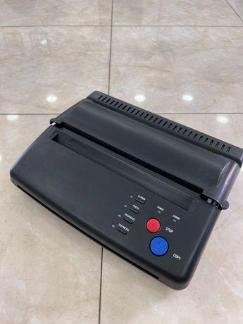Трансферный принтер для тату