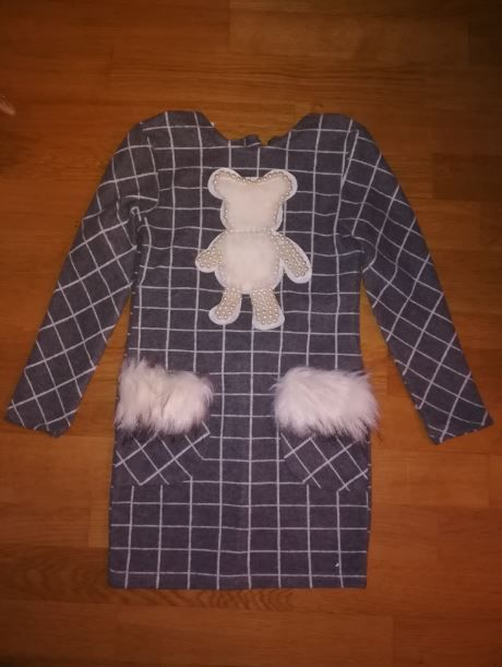 Сукня, плаття, платье утепленное Львов - изображение 1
