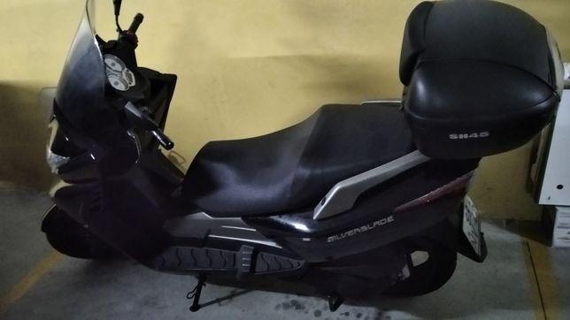 Mota- scooter keeway