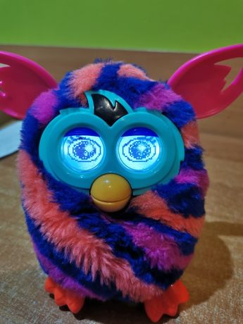 Furby Boom Paski mówi interaktywny