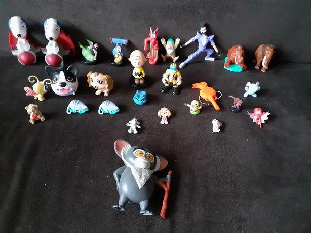 Zabawki  różne 27szt całość