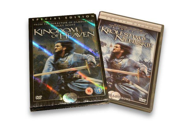 Królestwo niebieskie (Kingdom of Heaven) - specjalna edycja deluxe
