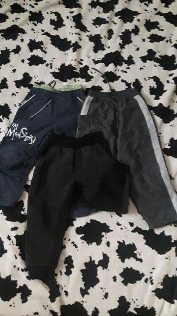 Флисовые штанишки