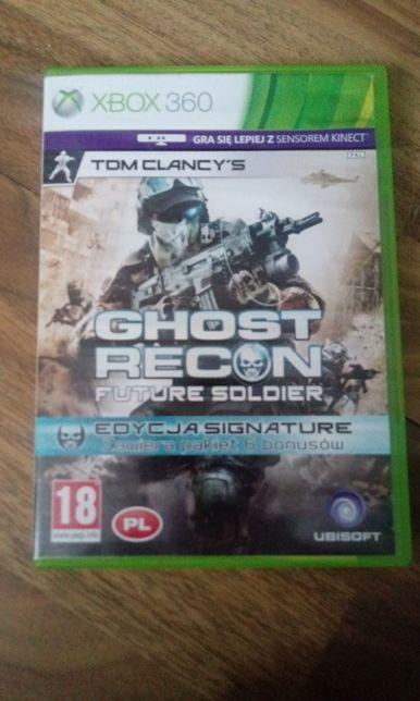 Ghost Recon: Future Solider Xbox 360