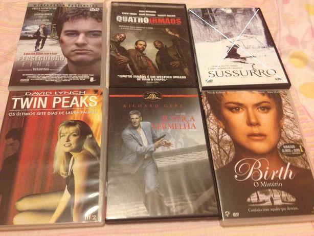 DVDs - vários (anúncio 5 de 12)