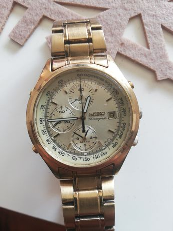 Oryginalny Chronograph SEIKO.