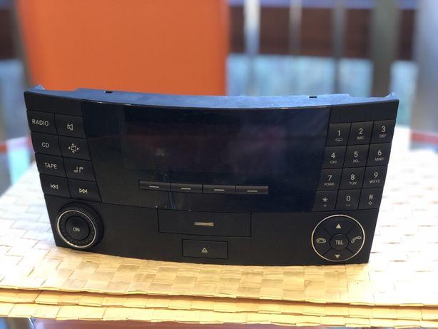 Магнитола Mercedes ck1211 магнитофон аудио