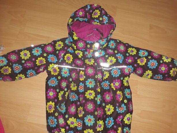 Термо куртка Reima на 3-4 года