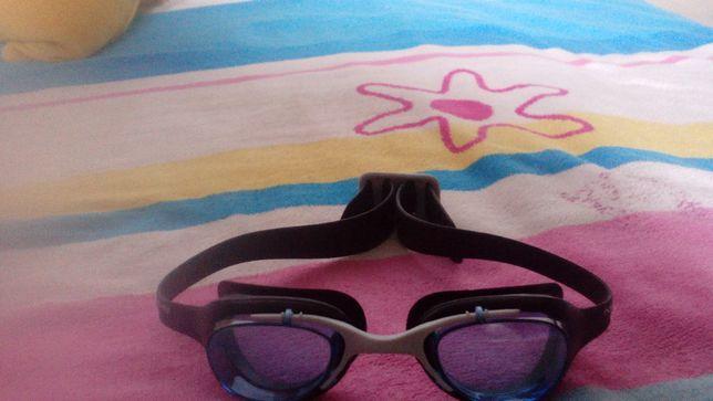 Sprzedam profesjonalne okulary do nurkowania firmy Nabaiji