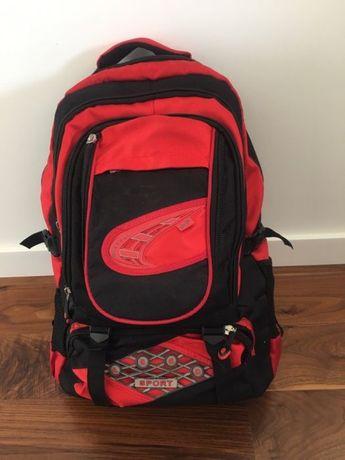 Plecak campingowy biwakowy