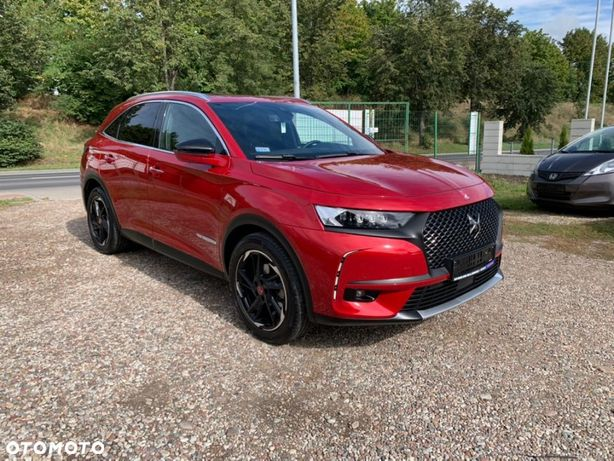 DS Automobiles DS 7 Crossback PERFORMANCE LINE! full led! automat! nightvision!