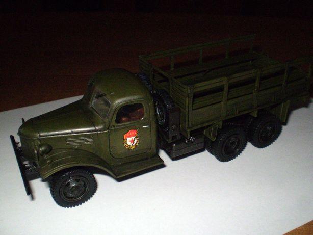 Модель ЗиС -151, 1-35