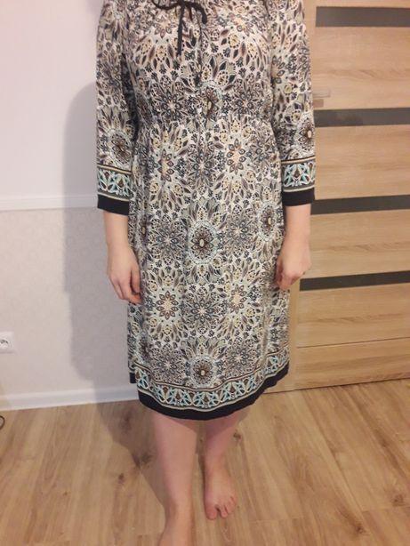 Sukienka ciążowa boho happymum idealna