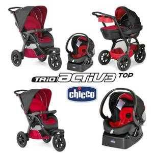 Carrinho bebê Trio active3 chicco