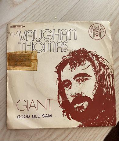 Single Vaughan Thomas: Giant/ Good Old Sam