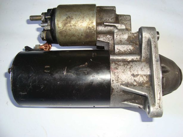 Стартер 1,9JTD Fiat Doblo Фіат Добло 1.9 Bosch № 0 001 108 202