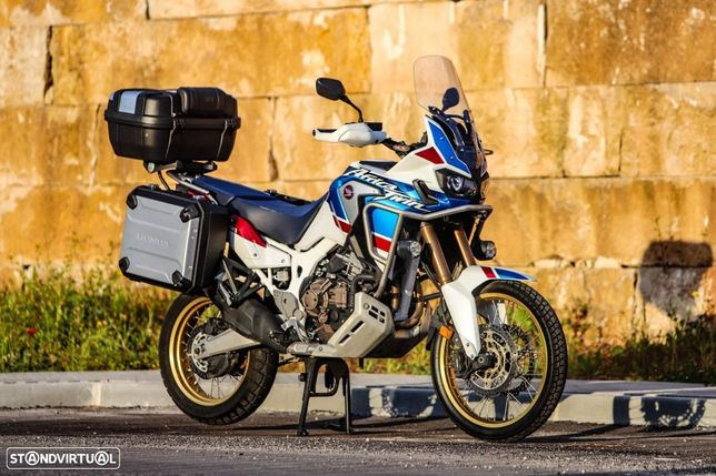 Honda Africa Twin adventure 1000 cc DCT
